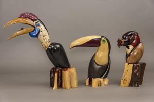 Birds of Paradise (1)