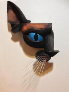 Brn & Blk Cat