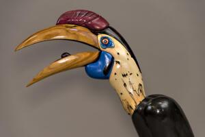 Hornbill (close-up)