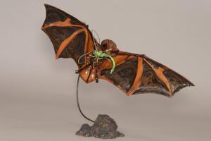 Painted Bat 1
